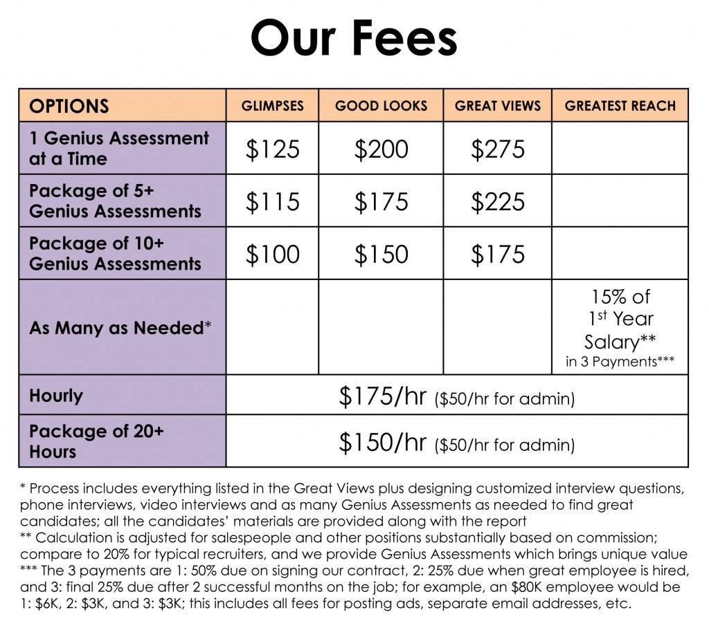 Our Fees v3